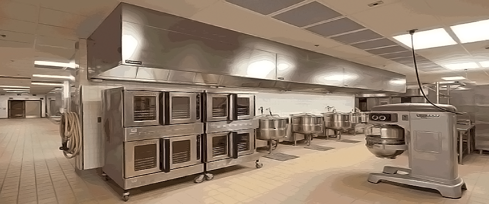 Kitchen facilities design an fse inc company planning